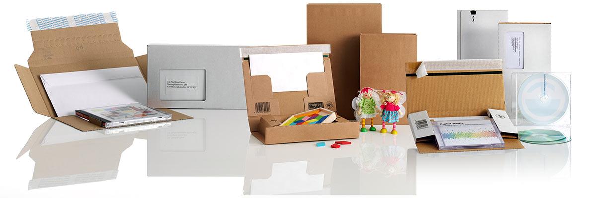 Hos oss hittar du rätt postemballage!